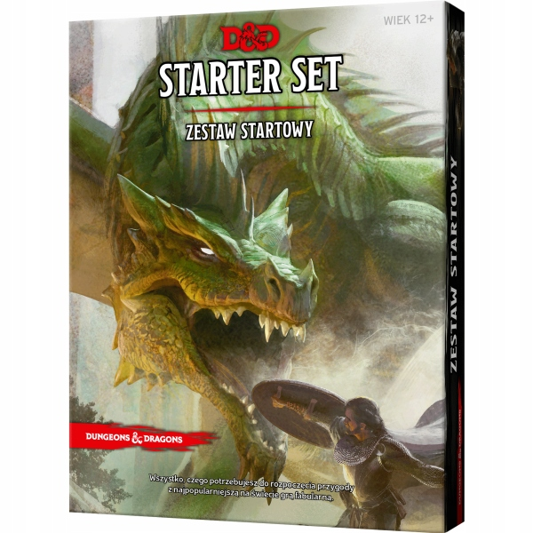 Dungeons & Dragons: Starter Set (Zestaw Starto