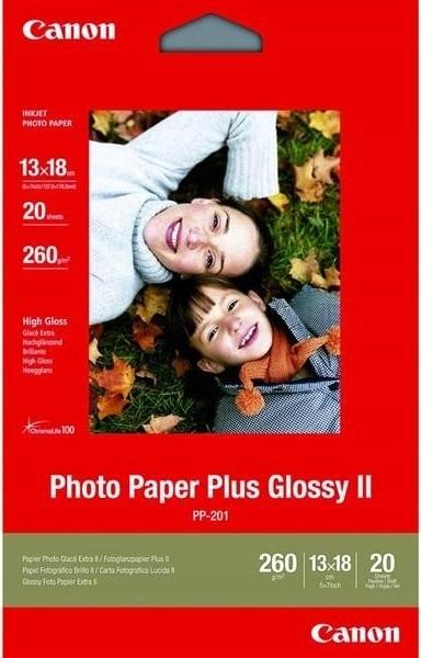 CANON Papier PP201 5x7 2311B018