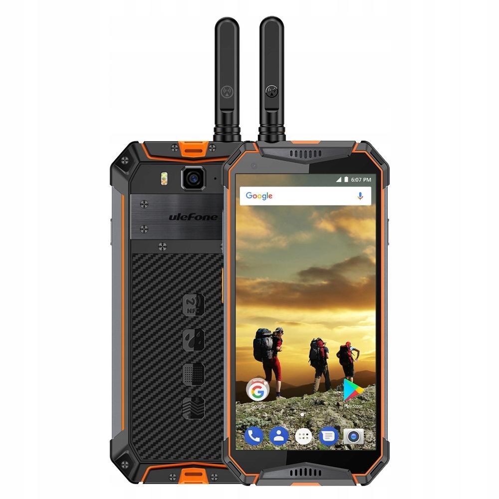 Ulefone Armor 3T 4/64GB Octa Core LTE NFC 10300mAh