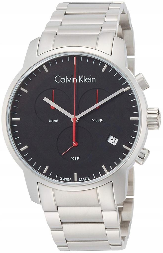 Zegarek CALVIN KLEIN K2G27141 SWISS MADE CHRONO