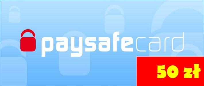 PaySafeCard 50zł