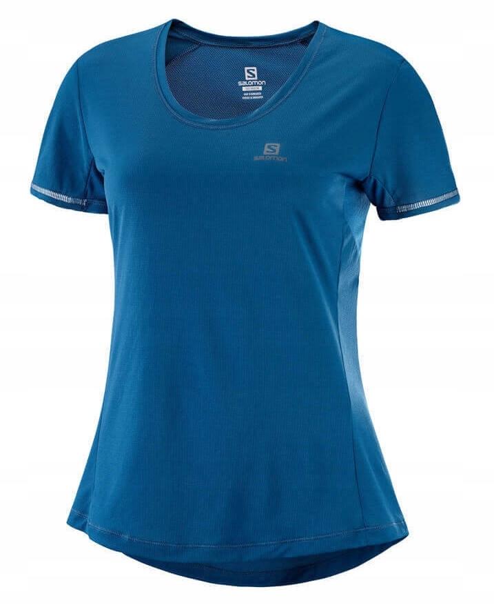 Koszulka SALOMON AGILE TEE sportowa damska r M
