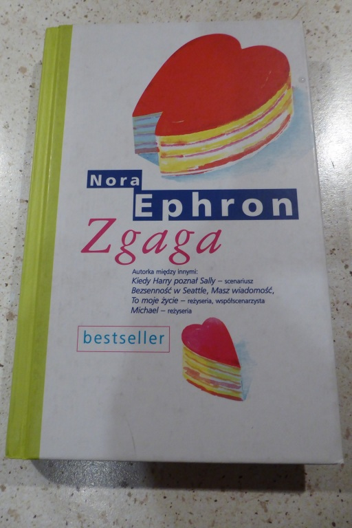 Nora Ephron - Zgaga