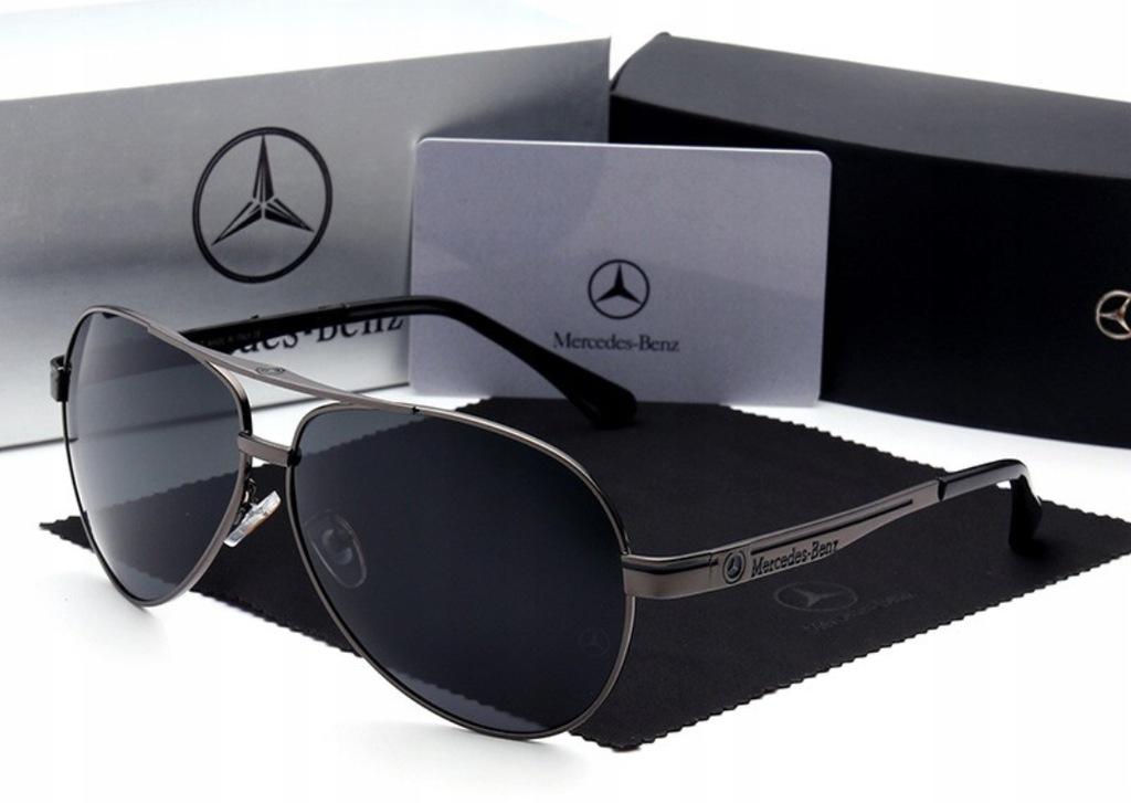 Okulary Przeciwsłoneczne Mercedes Benz F173 8099464515