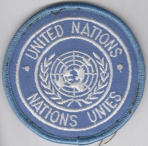 ONZ - naszywka ogólna