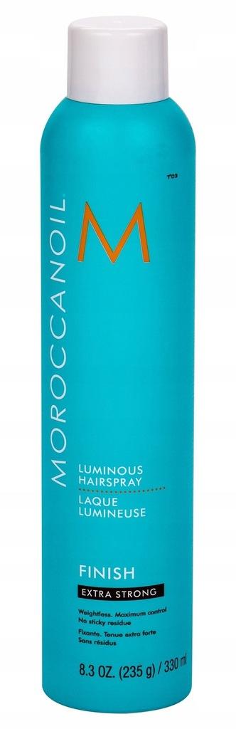 Moroccanoil Finish Luminous Hairspray Lakier 330