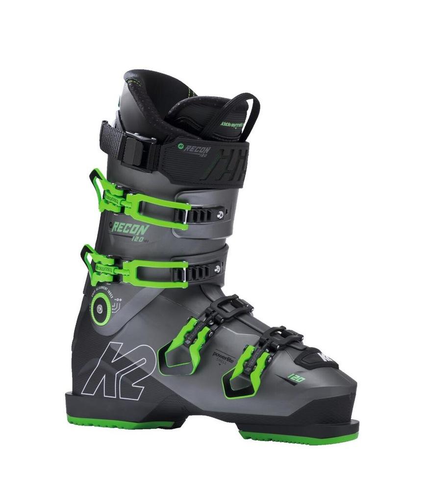 Buty narciarskie K2 Recon 120 MV Czarny 26/26.5 Zi