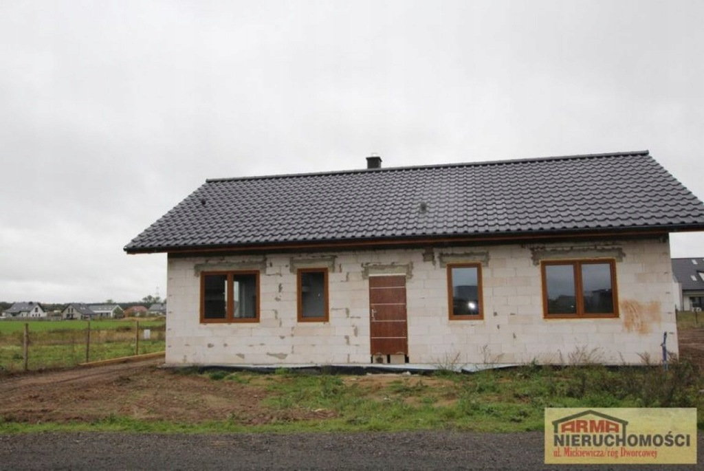 Dom, Grzędzice, Stargard (gm.), 130 m²