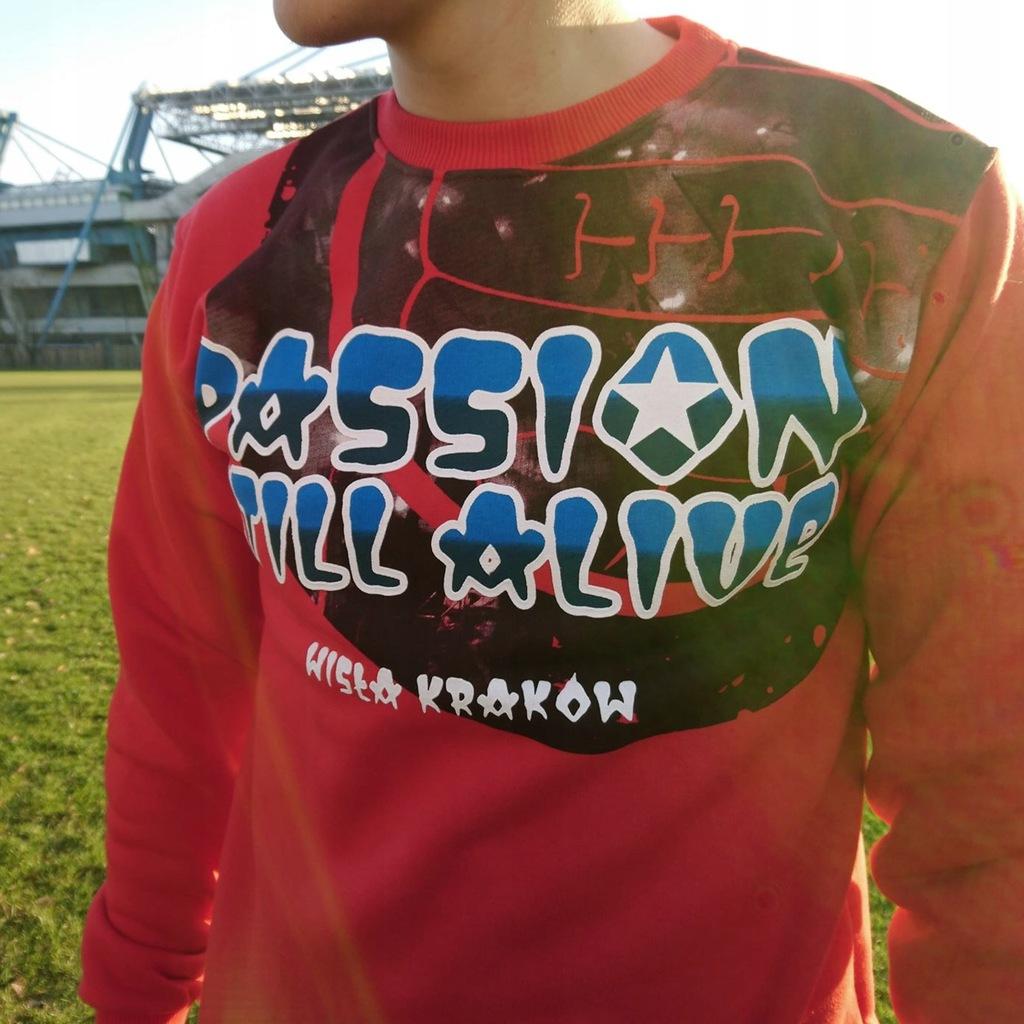 Wisla Krakow Koszulka Bluza Meska Passion Xxl 7662756970 Oficjalne Archiwum Allegro