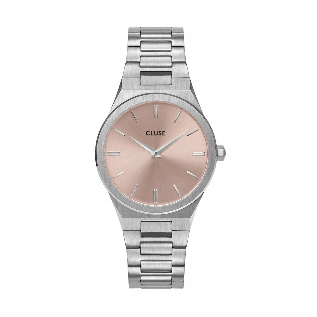 Zegarek Cluse Vigourex srebrny CW0101210004