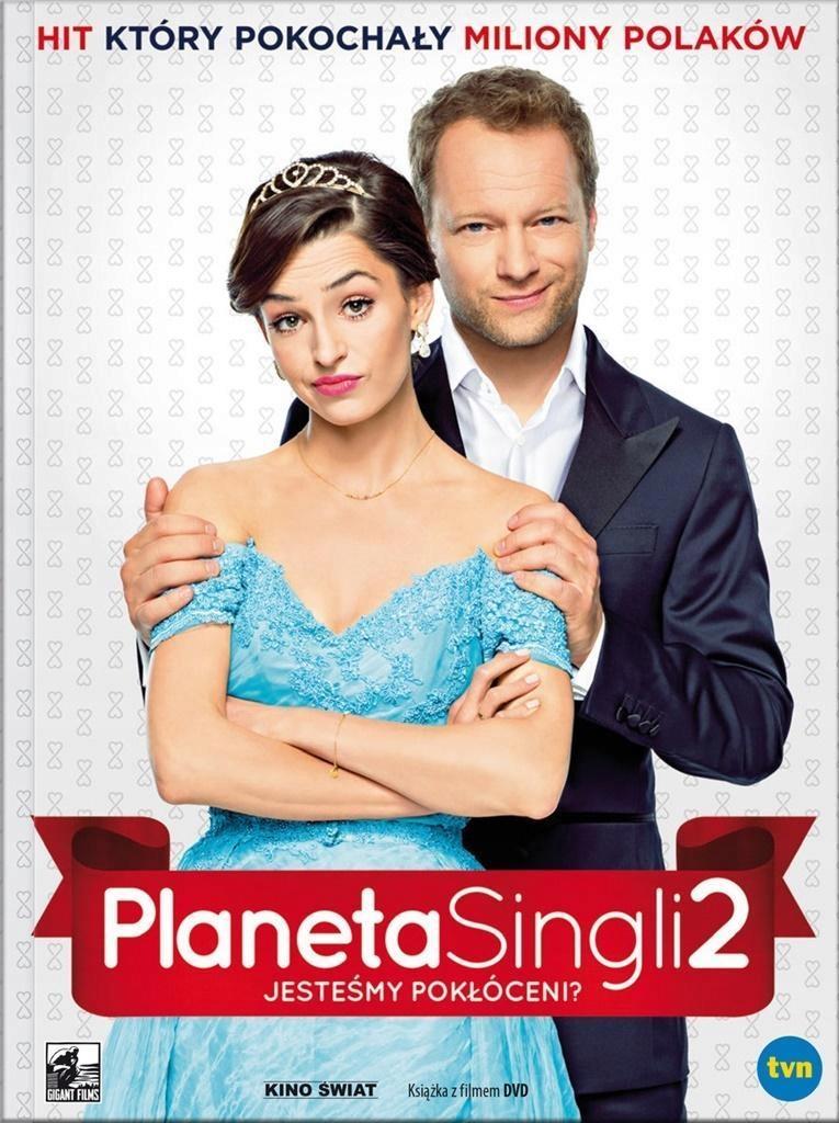 PLANETA SINGLI 2 DVD + KSIĄŻKA, SAM AKINA