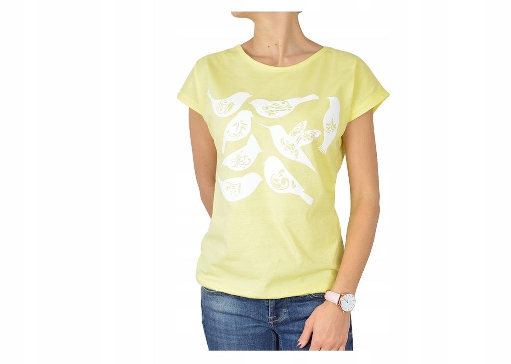 Bluzka Damska Malibu wzór B133 Rozmiar L #663