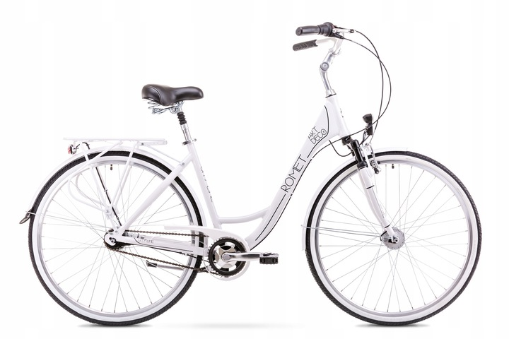 "Rower ROMET ART DECO 7 biały 17"""