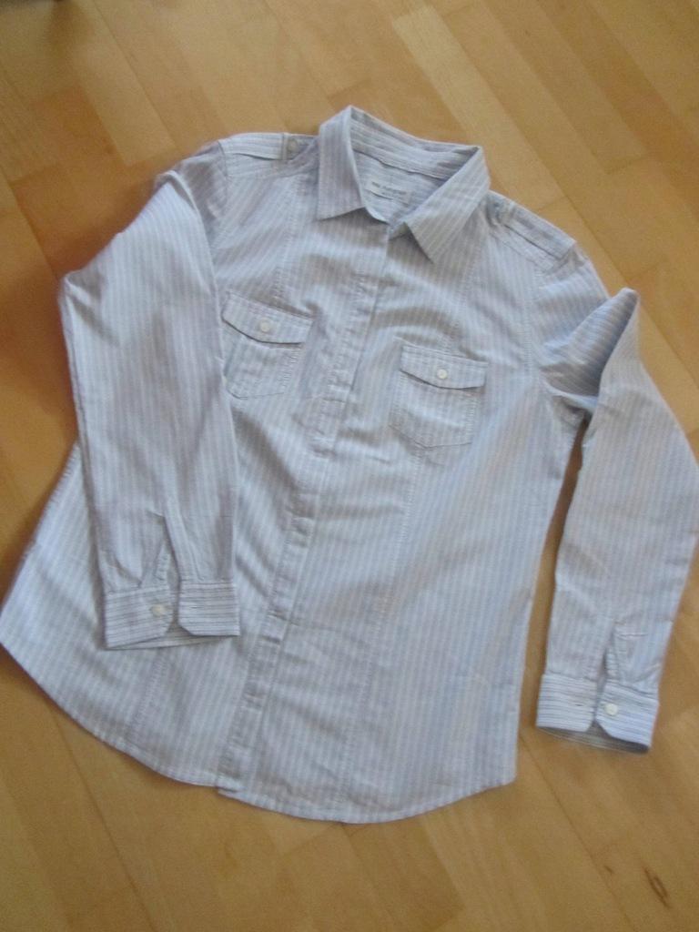 Bluzka koszulowa Marks and Spencer, rozmiar 14