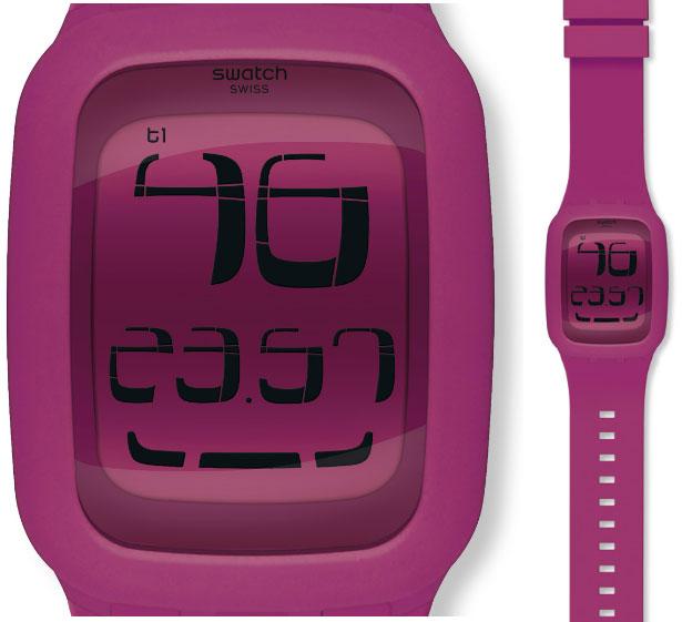 Zegarek Swatch Touch Pink SURP100