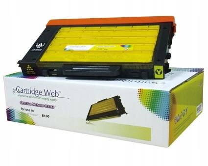 Toner Cartridge Web Yellow Xerox 6100 106R00682