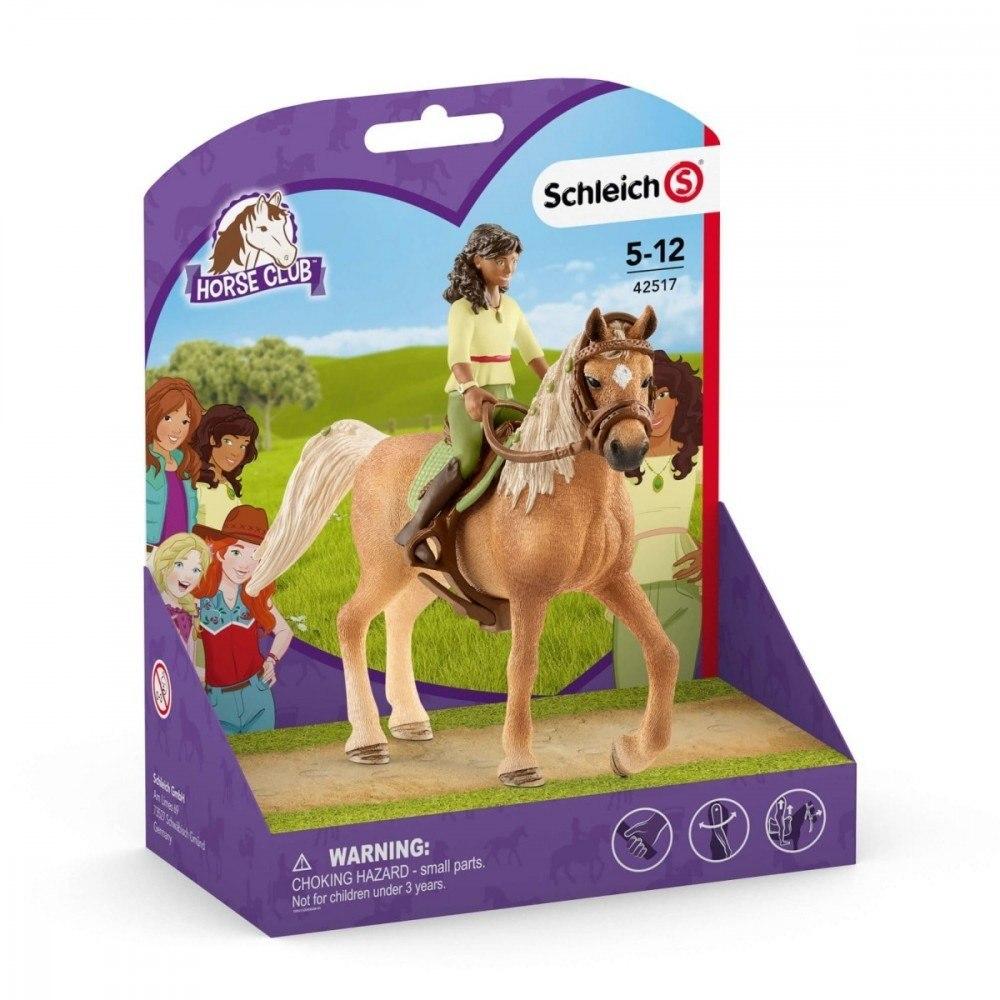 Figurka Horse Club Sarah i Mystery