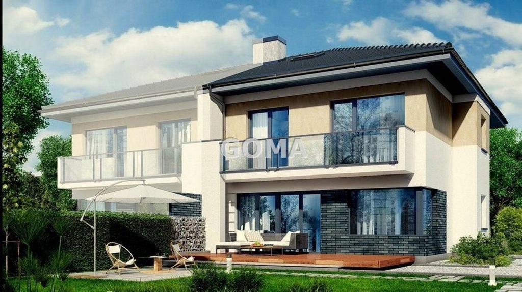 Dom, Konstancin-Jeziorna, 202 m²