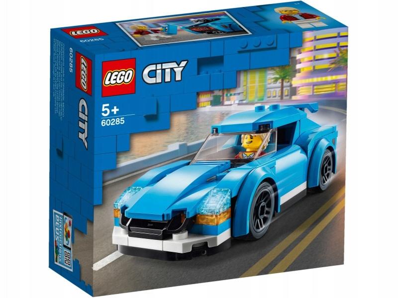 LEGO Klocki City 60285 Samochód sportowy