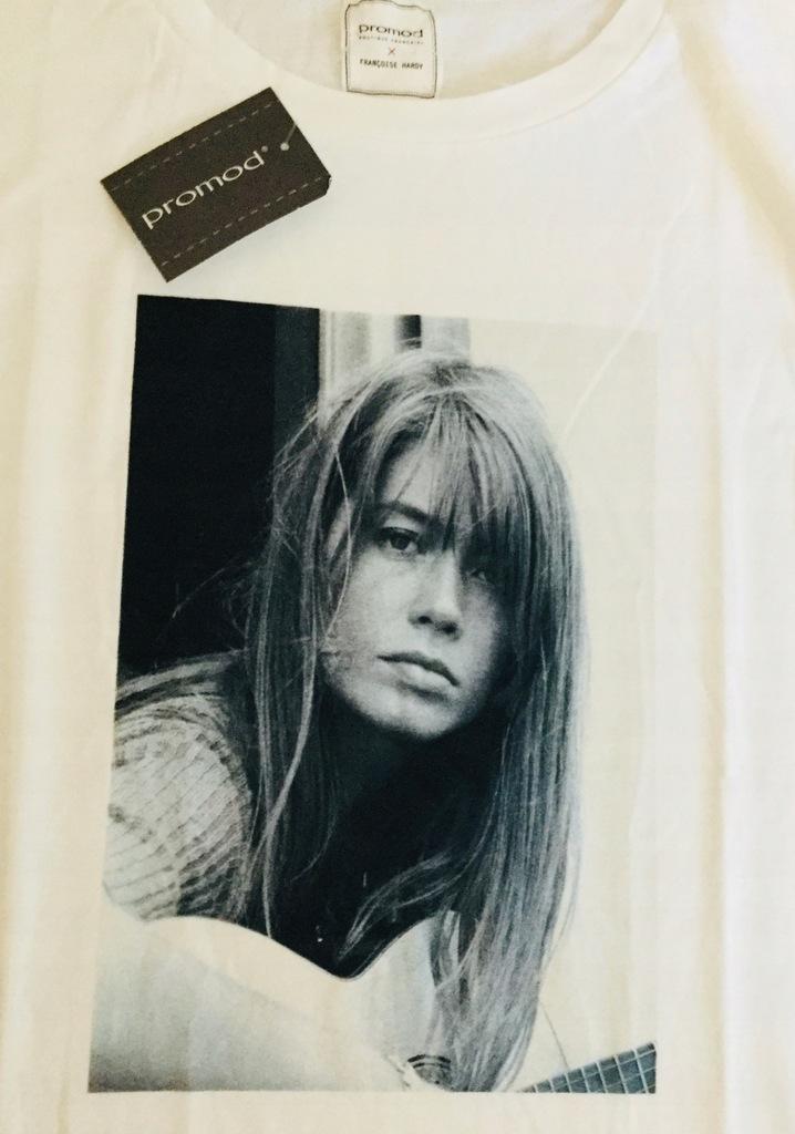 T - shirt - z nadrukiem - NOWY