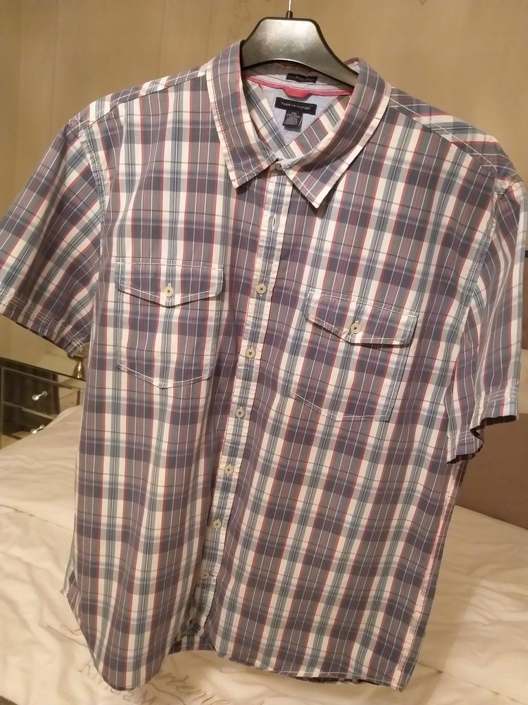 Koszula męska Tommy Hilfiger XXL