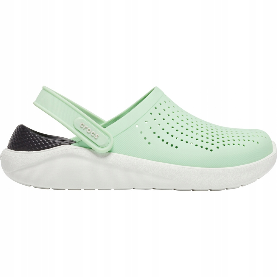 Crocs sandały damskie Literide Clog zielone 204592