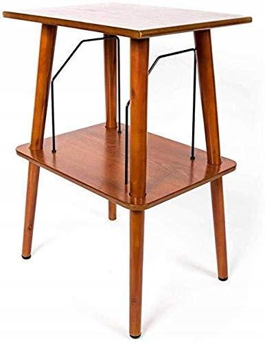 Drewniany stolik gramofonowy Stojak