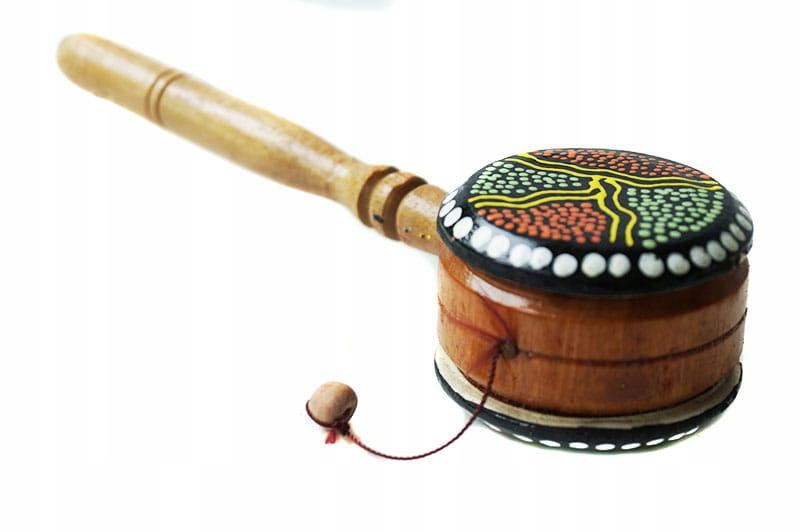 BĘBENEK PODWÓJNY instrument Indonezja /717/