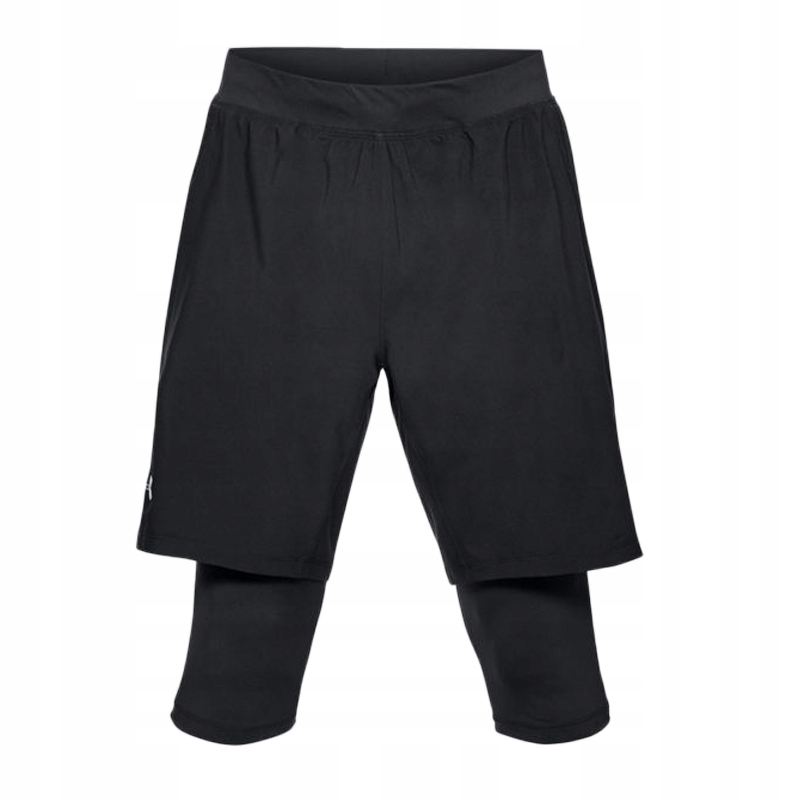 Under Armour Launch 2in1 Long short 001 Rozmiar M!