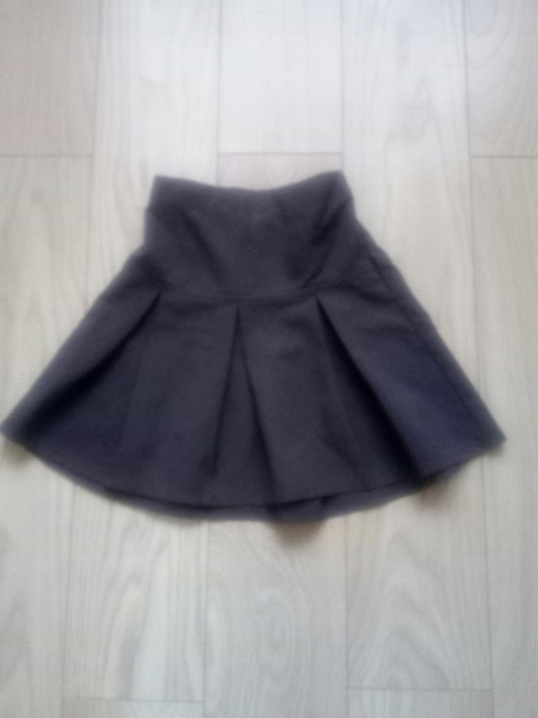 Tu School Elegancka spódniczka 128/134 cm