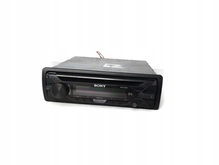 RADIO SAMOCHODOWE SONY CDX-G1200U