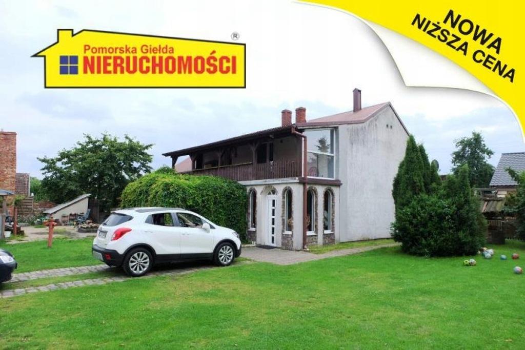 Dom, Łubowo, Borne Sulinowo (gm.), 150 m²