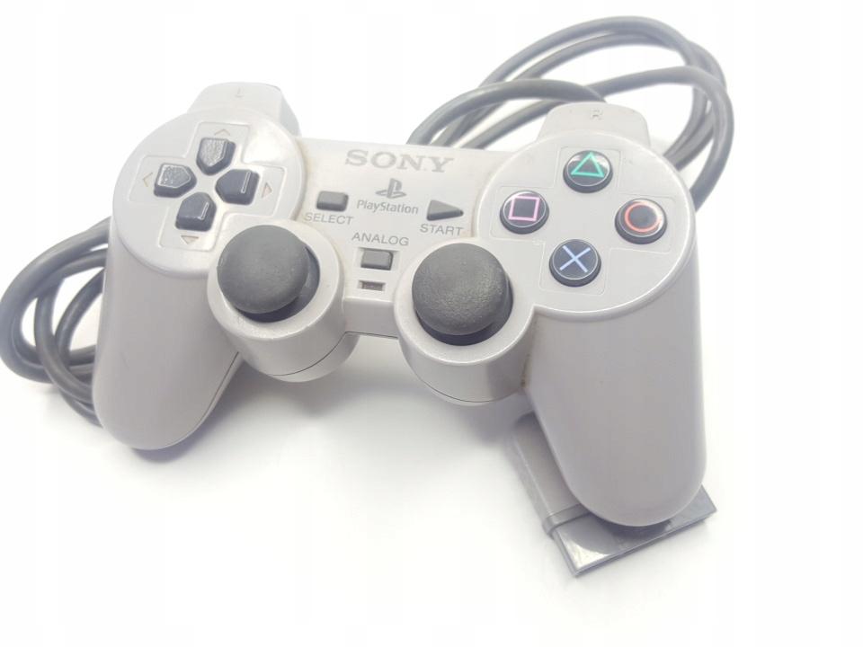 Sony Playstation OFICJALNY KONTROLER DUALSHOCK PS1