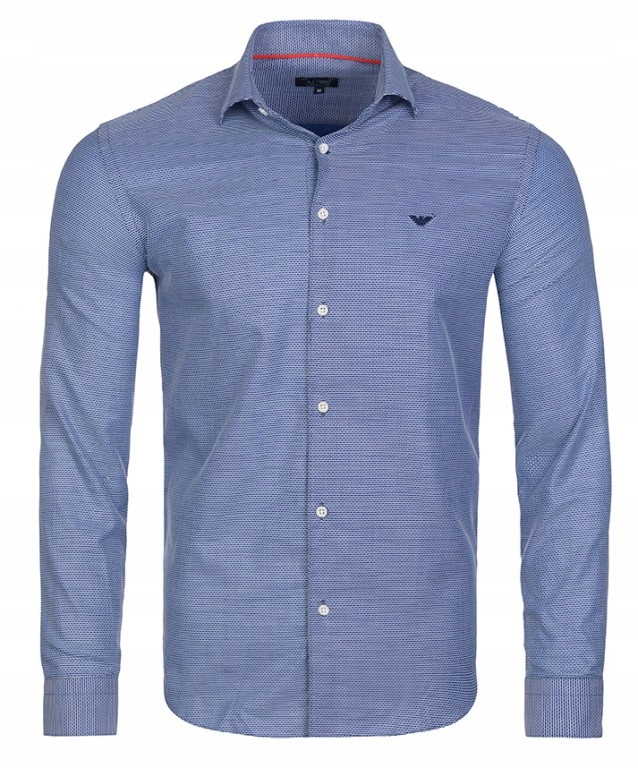 OKAZJA Koszula męska Armani Jeans Patterned XL