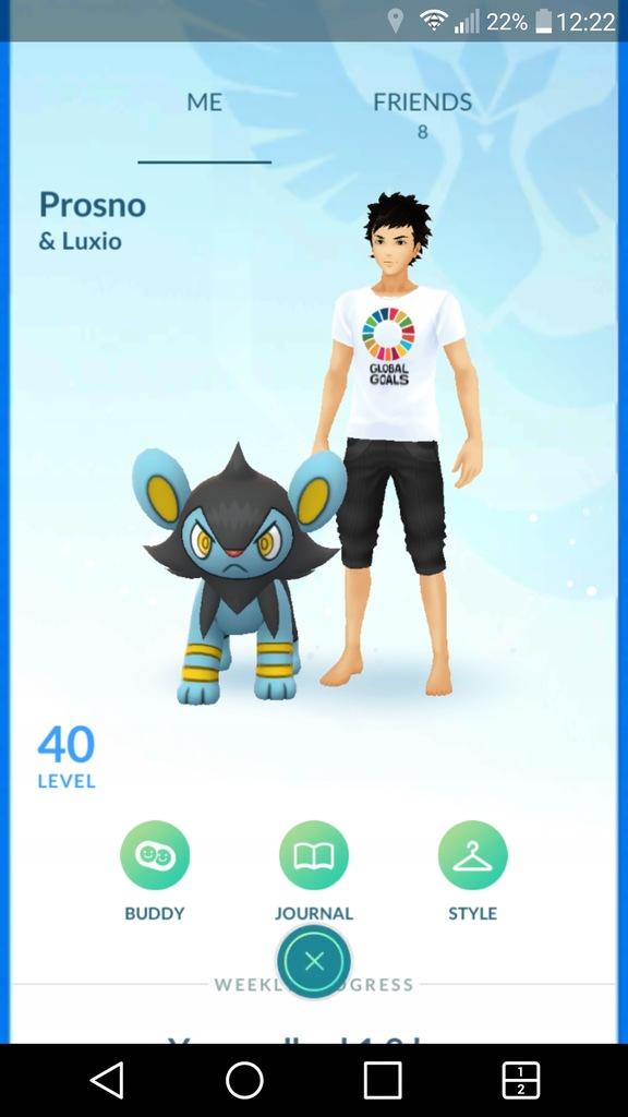 Konto Pokemon Go Lvl 40 Poziom 7799471508 Oficjalne Archiwum Allegro