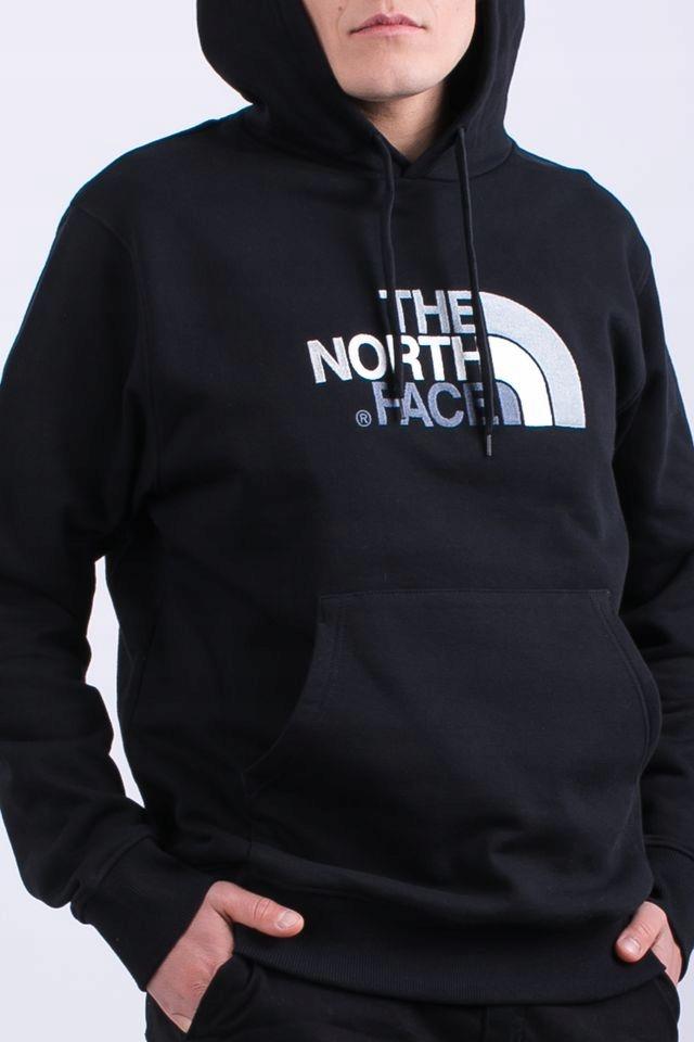Bluza The North Face M Drew Peak Plv Hood KX7 r.XL