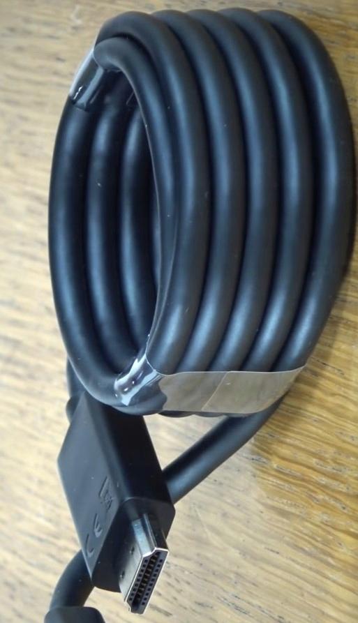 Kabel HDMI oryginał z Xbox One