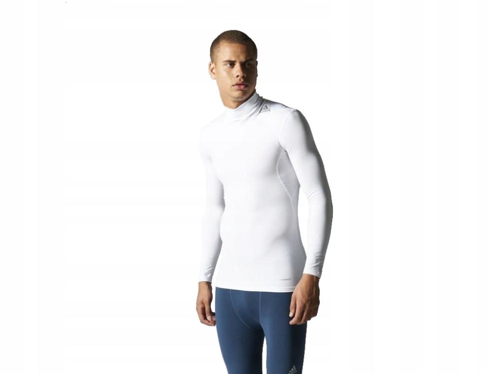 Adidas koszulka męska sportowa D82113 długi rękaw