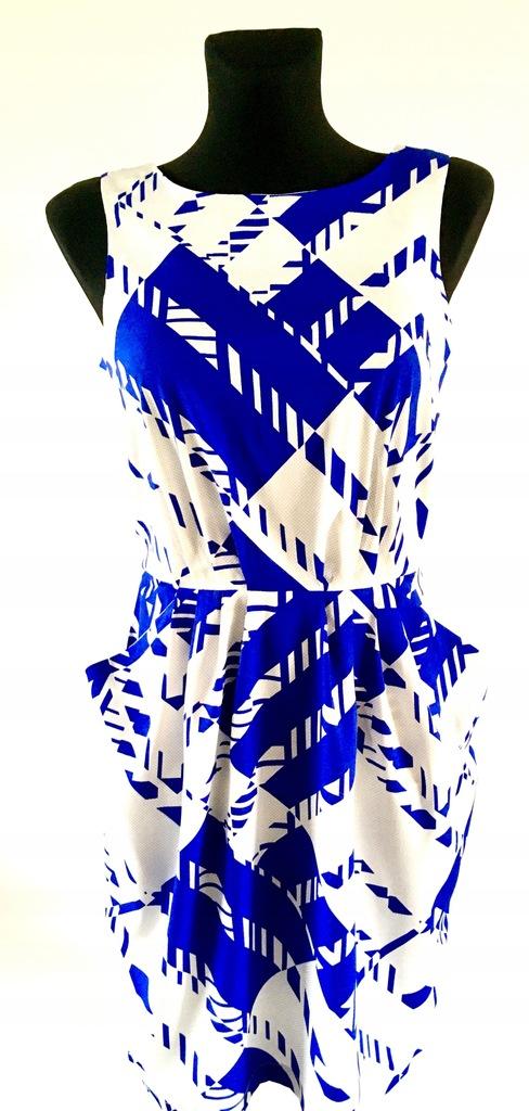 Sukienka rozkloszowana Closet r. 36
