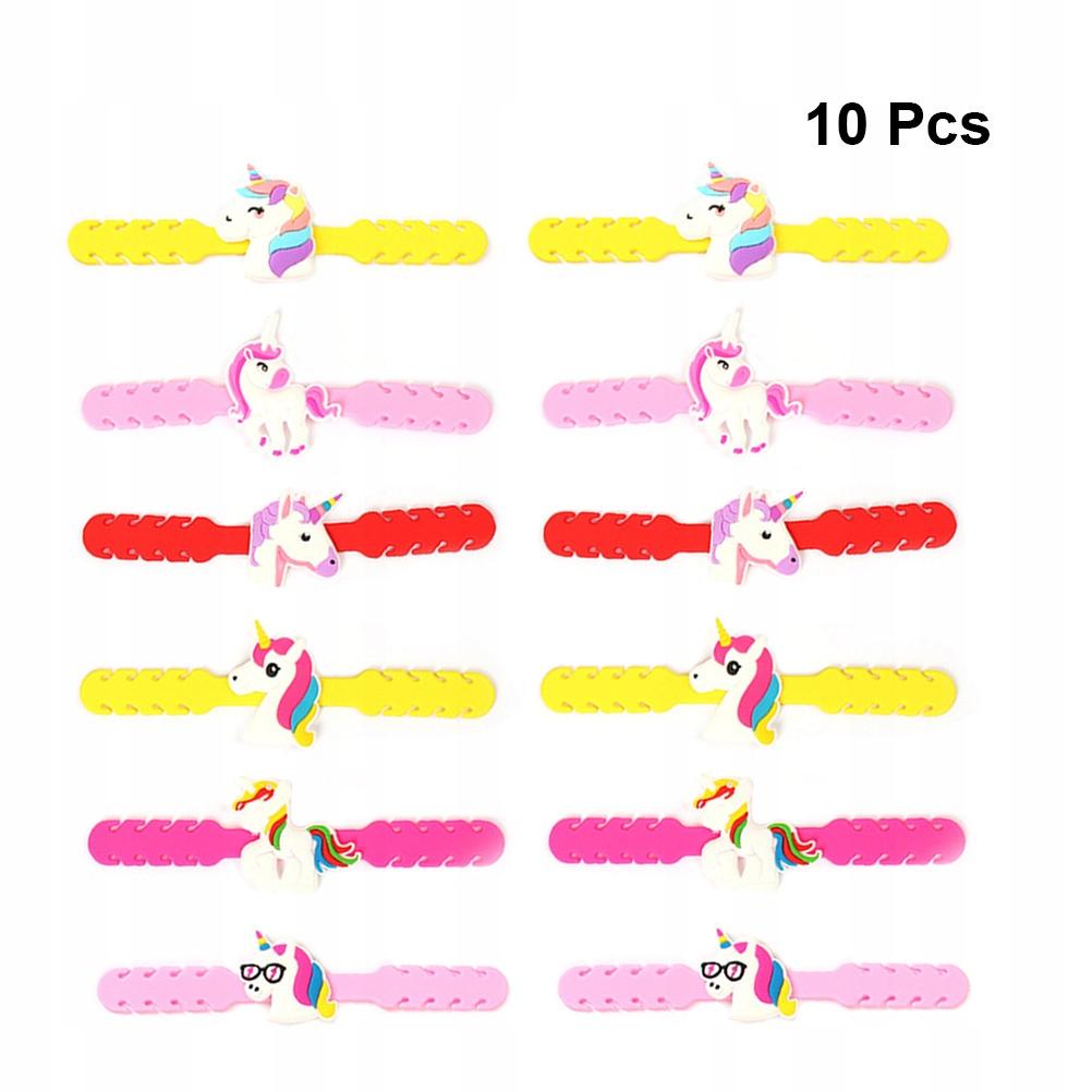 10PCS Unicorn Design Ear Protective Mask Hooks Mas