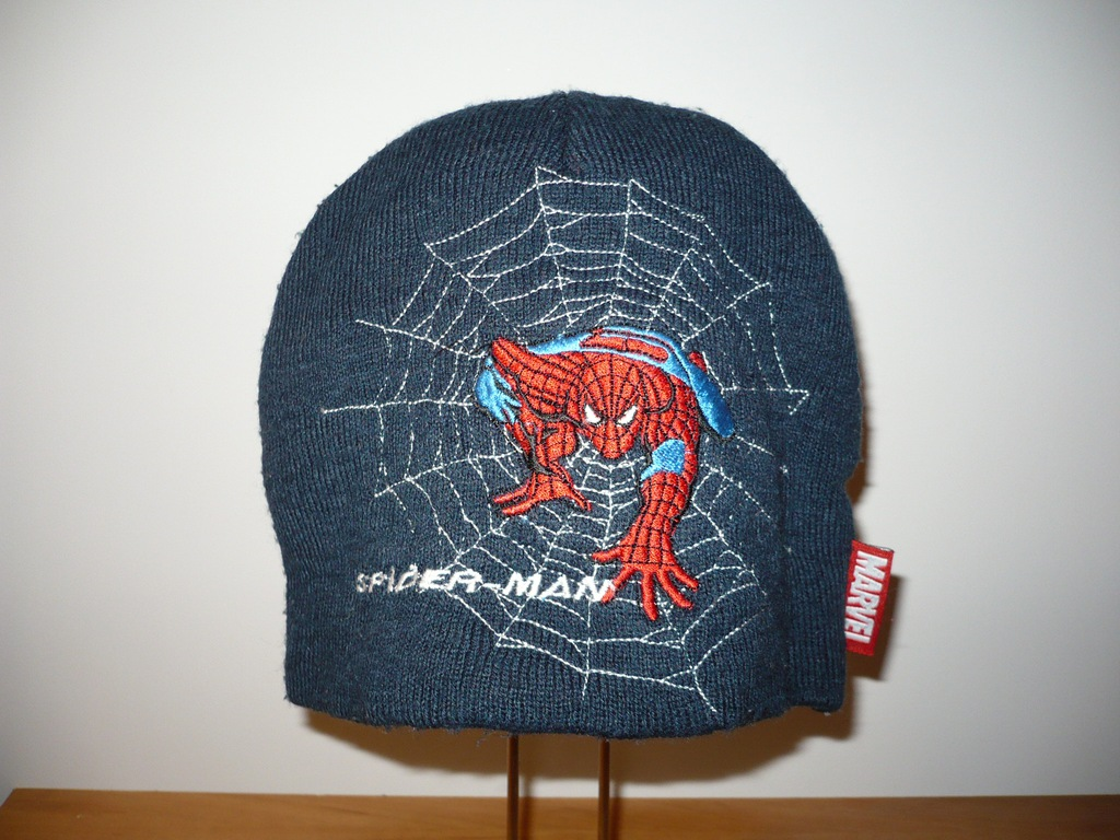 Czapeczka dla fana SPIDER MAN 48- 50 cm