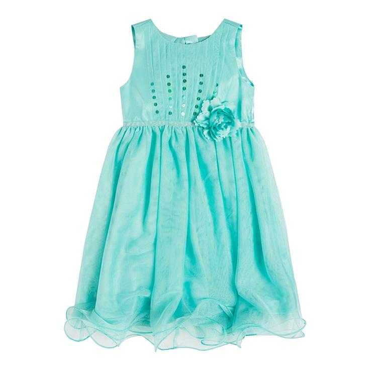 COOL CLUB SMYK sukienka TIUL BROKAT 6 116