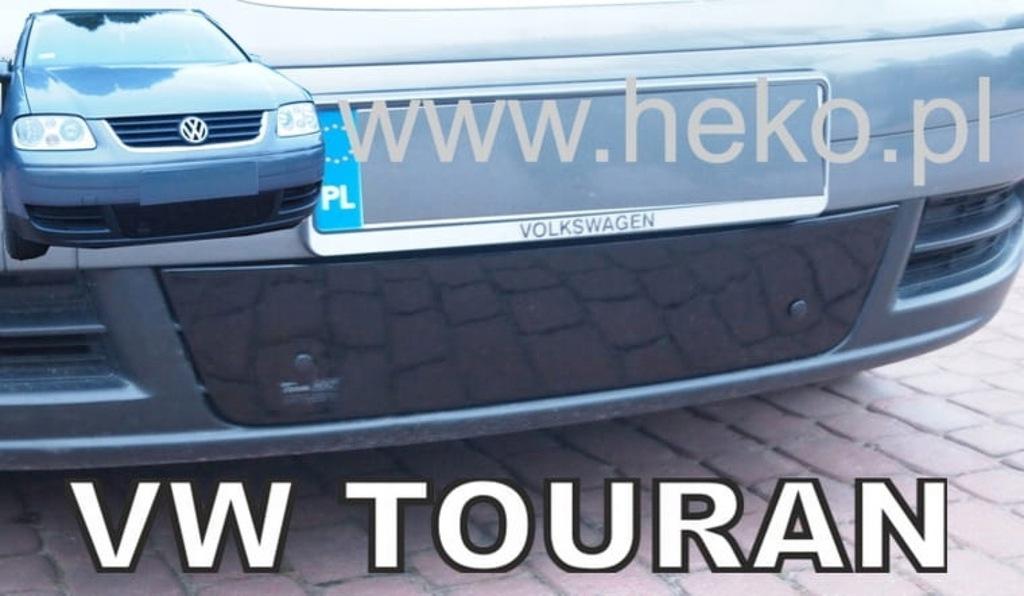 OSŁONA ZIMOWA HEKO VW TOURAN 2003-06 DOLNA