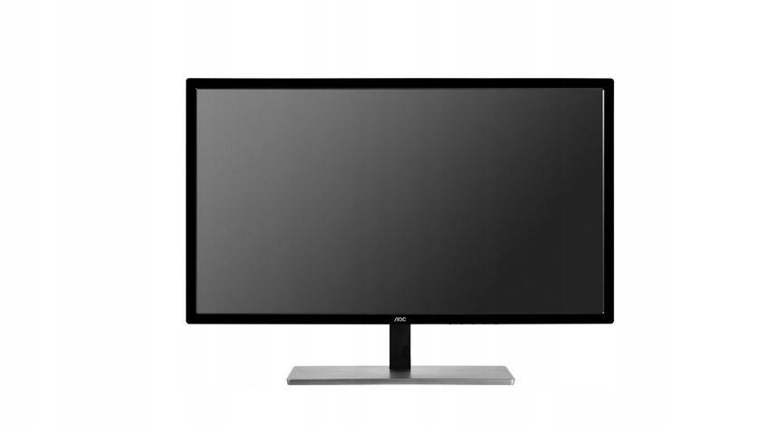 AOC Monitor 28 U2879VF LED 4k 1ms DVI HDMI MHL DP