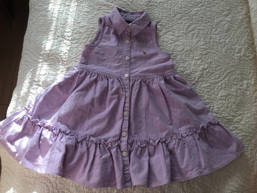Sukienka Ralph Lauren na 2 latkę