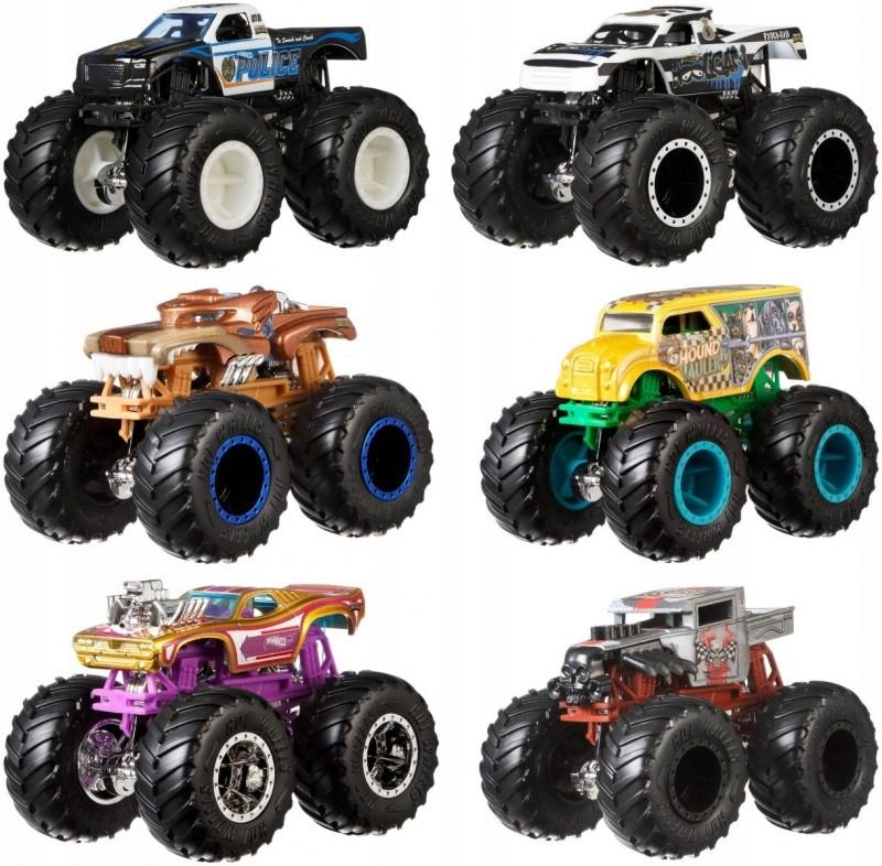 Hot Wheels Pojazd Monster Trucks
