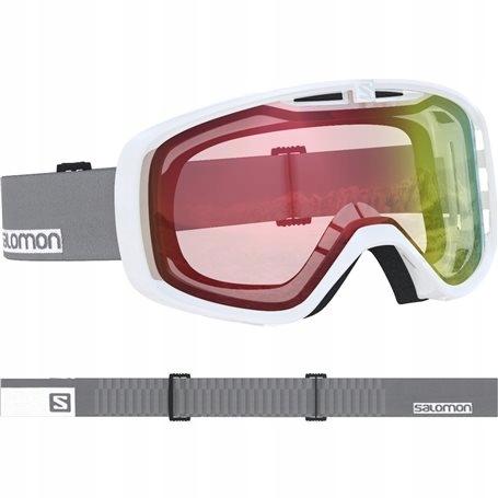 Gogle narciarskie Salomon Aksium sezon 2020