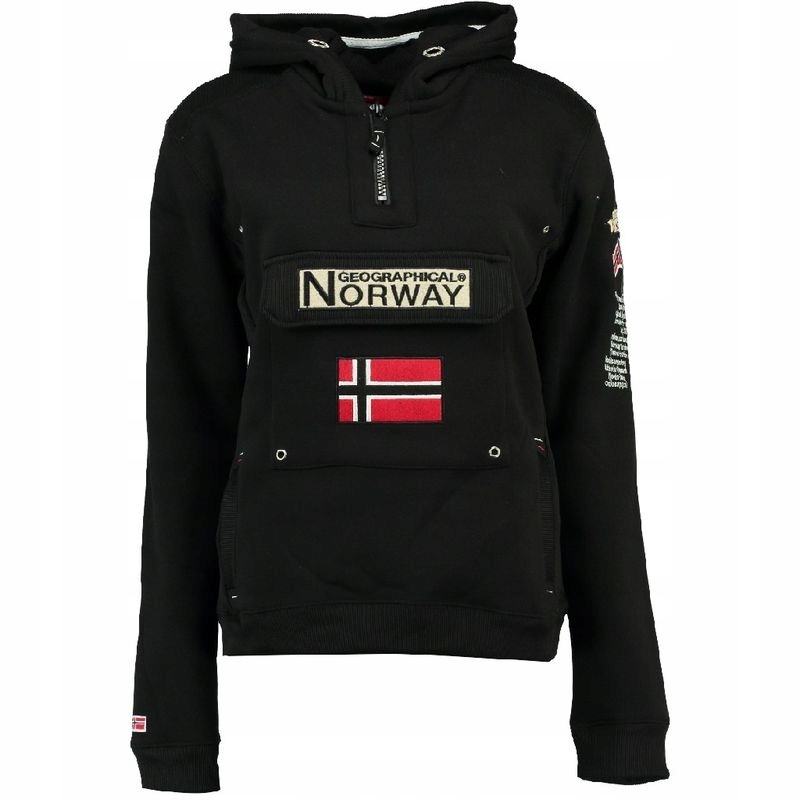 Geographical Norway Męska bluza