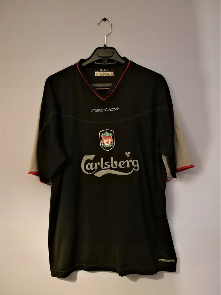 Koszulka Liverpool Retro Reebok 02/03