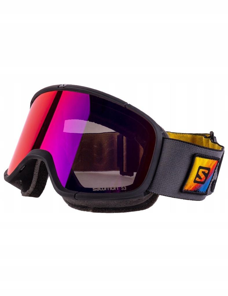 Gogle Salomon Four Seven Xtra, snowboardowy_pl